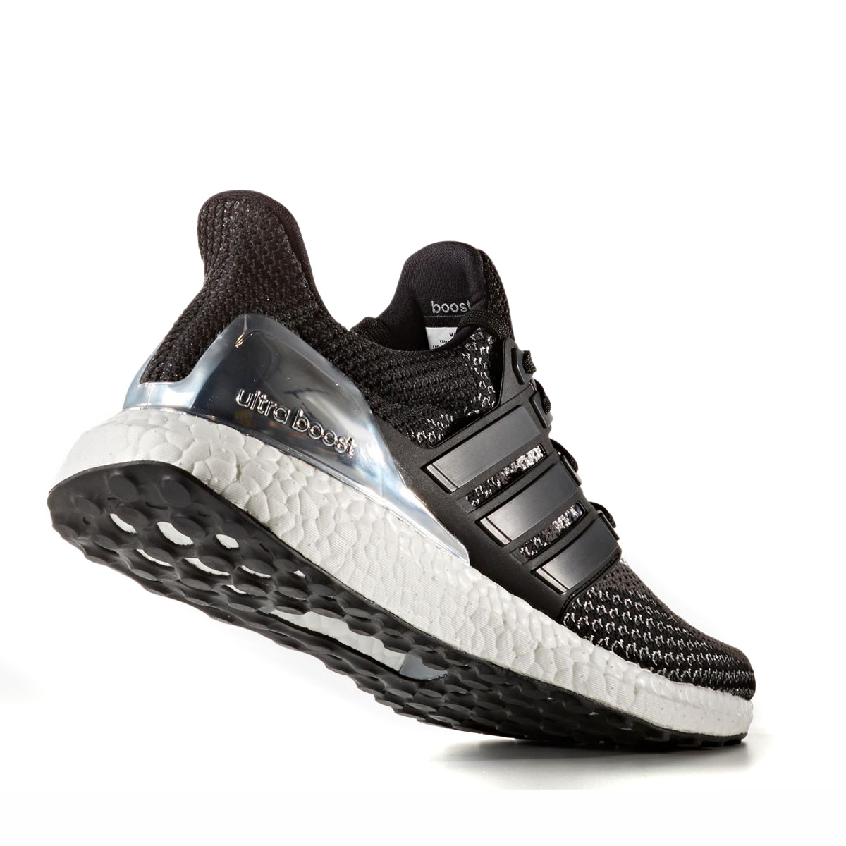 e70c1011e adidas UltraBOOST Ltd Celeb. (CORE BLACK CORE BLACK SILVER MET) (Adidas  ultra boost LTD celebrity)