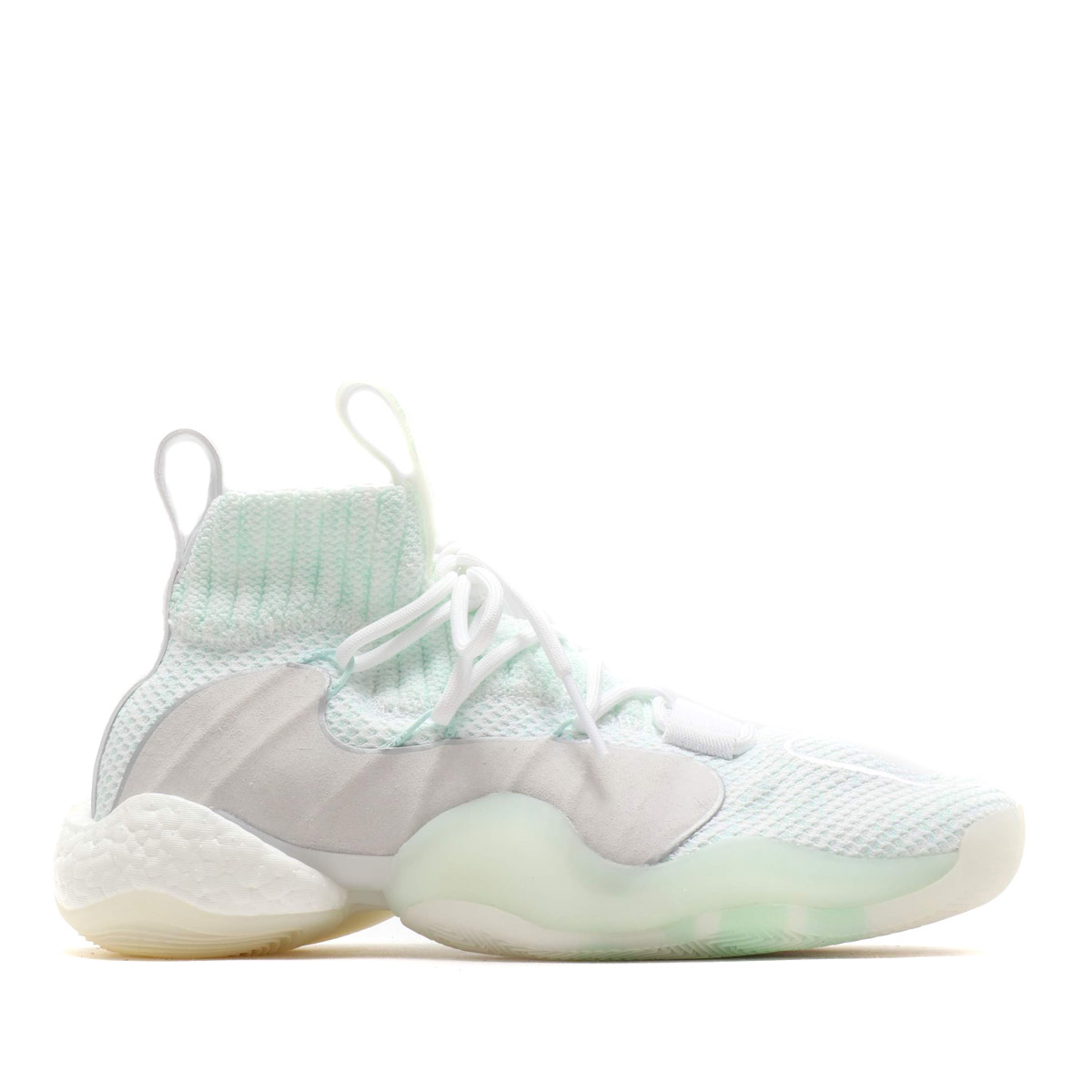 adidas Originals CRAZY BYW LVL X(RUNNING WHITE/ICE MINT/TRUE ORANGE)(アディダスオリジナルス クレイジー BYW LVL X)【メンズ】【スニーカー】【19SS-I】