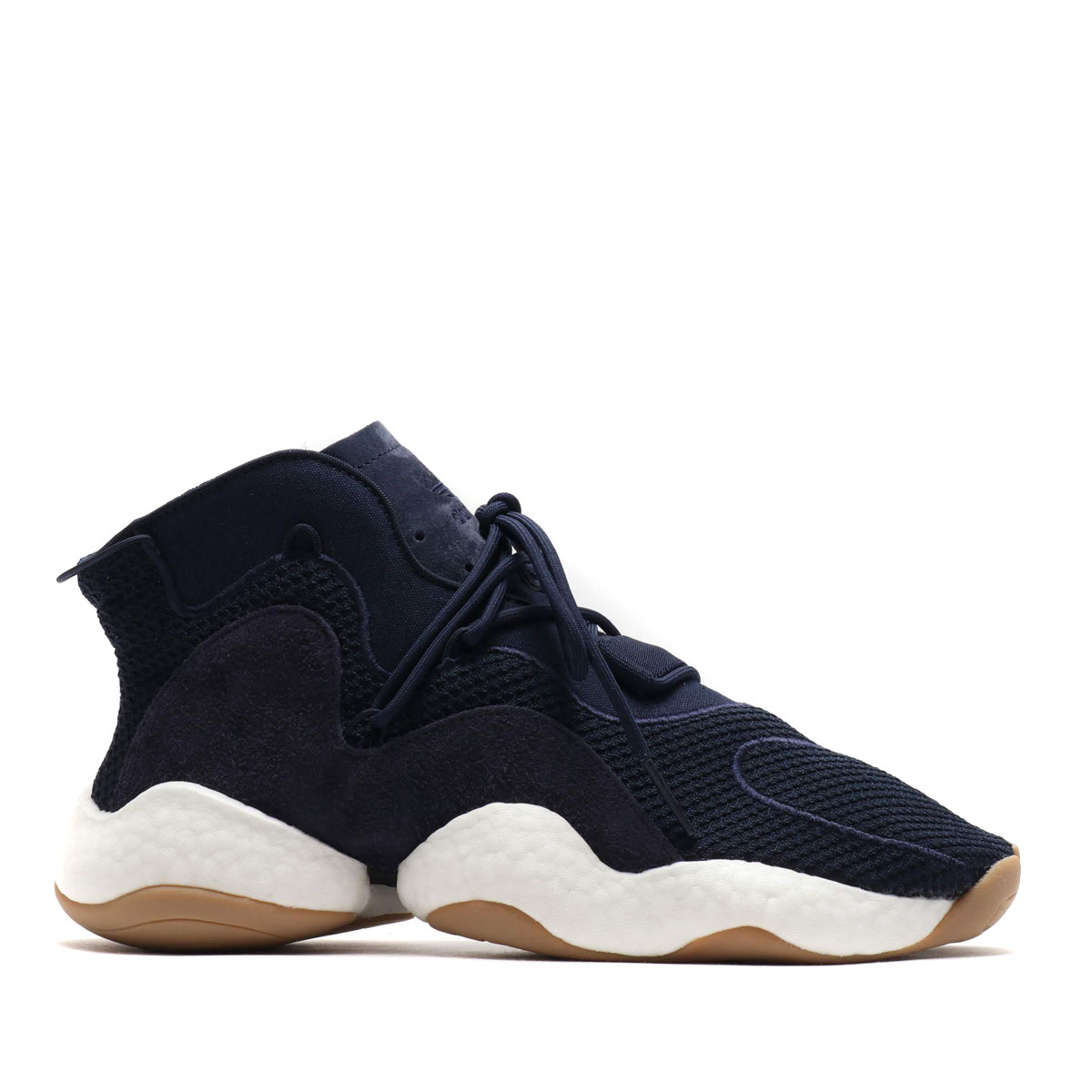 hot sales a026a a4d6a adidas Originals CRAZY BYW LVL I (LEGEND INK/COLLEGE NAVY/GUM16) (Adidas  originals crazy BYW LVL I)