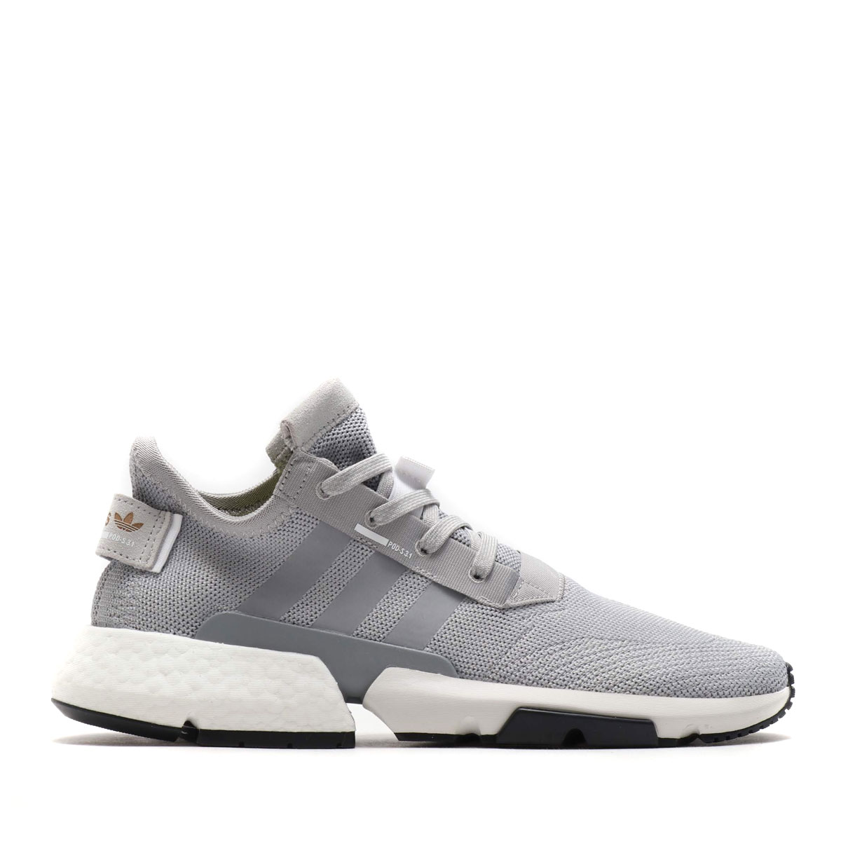 adidas Originals POD-S3.1(GREY TWO/GREY TWO/REFLECTIVE SILVER)(アディダスオリジナルス POD-S3.1)【メンズ】【スニーカー】【19SS-I】