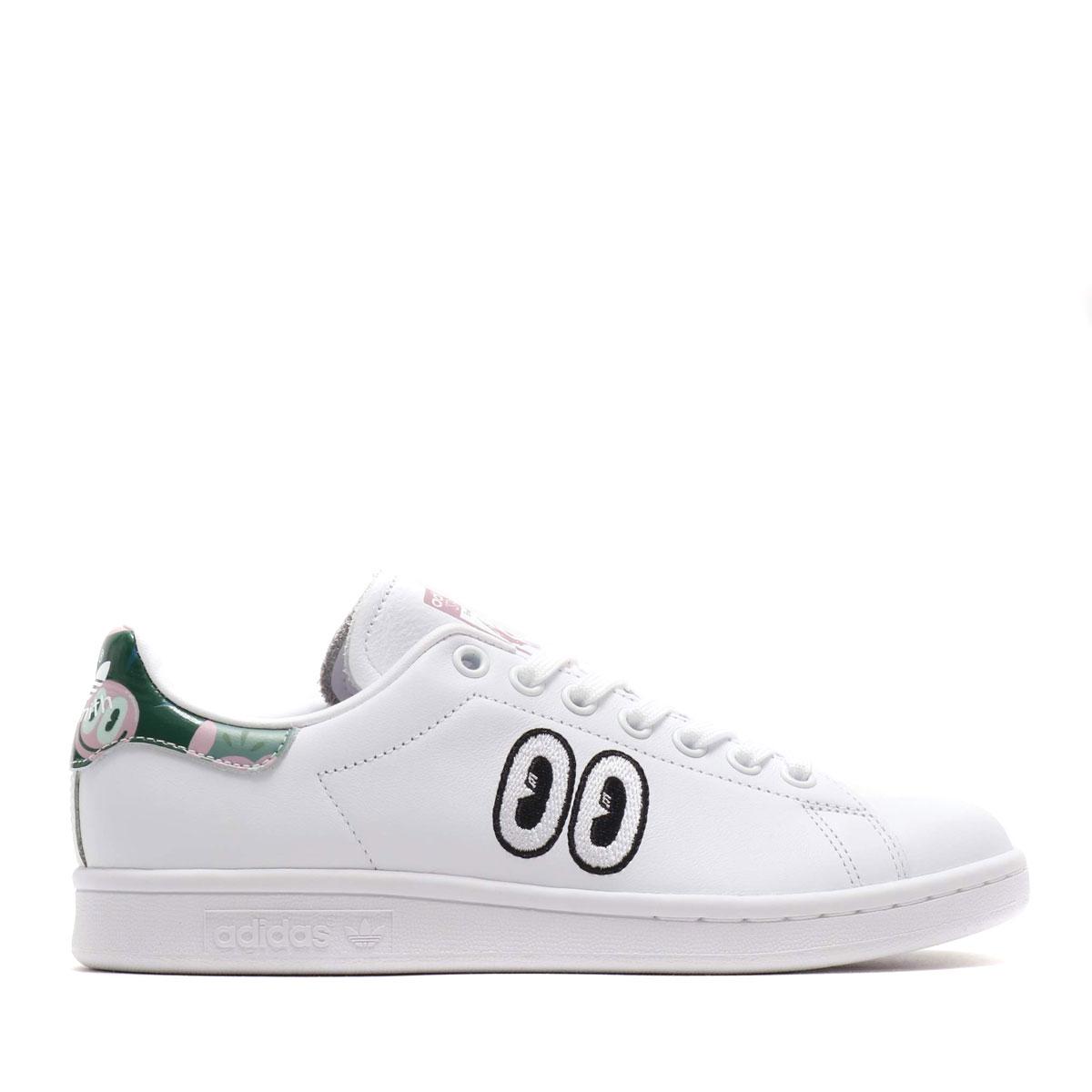 adidas Originals STAN SMITH W(RUNNING WHITE/SOFTVISION/CORE BLACK)(アディダスオリジナルス スタンスミス W)【メンズ】【レディース】【スニーカー】【19SS-I】
