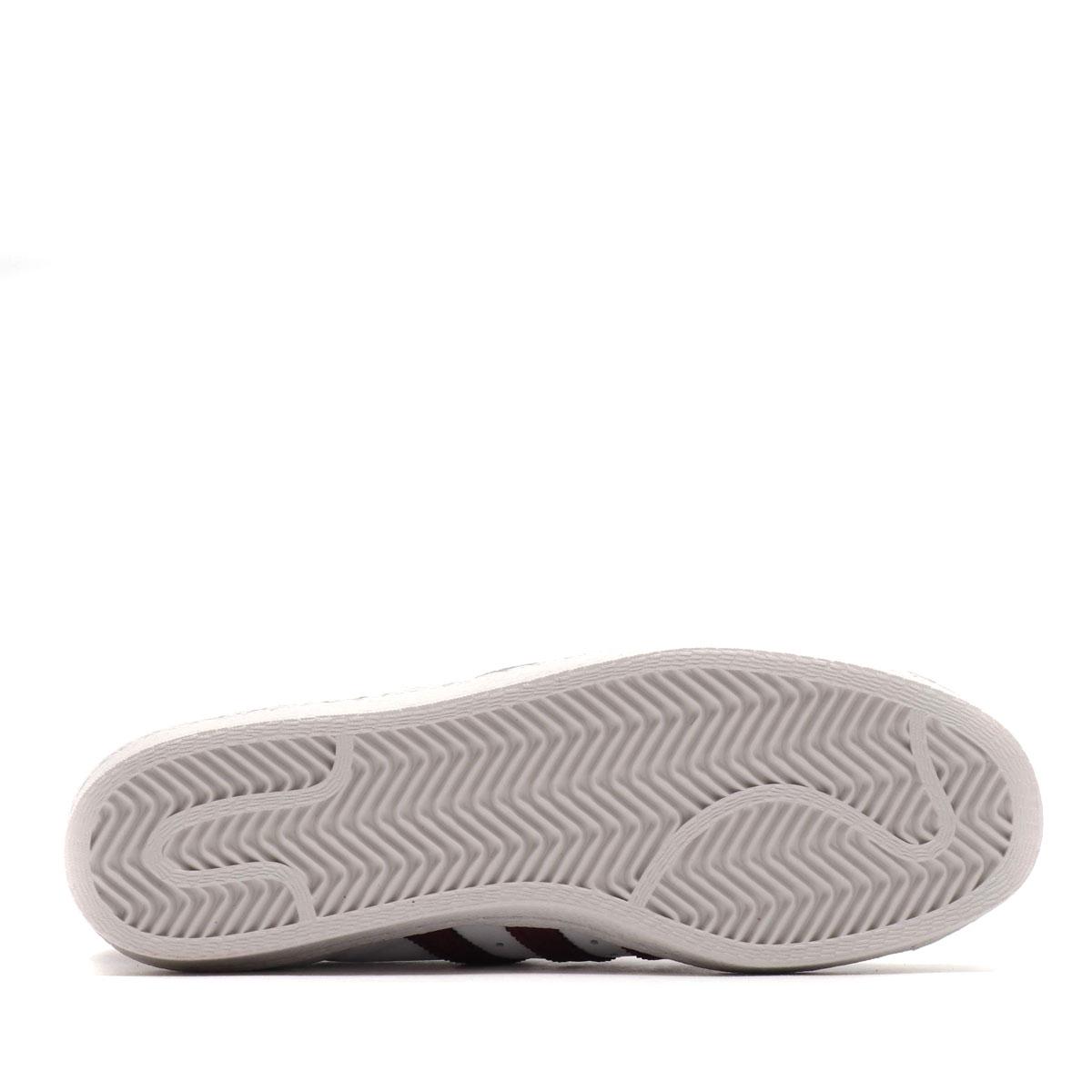 more photos 33df8 3c1d3 ... adidas Originals SUPERSTAR 80s (RUNNING WHITE MAROON CRYSTAL WHITE) (Adidas  original ...
