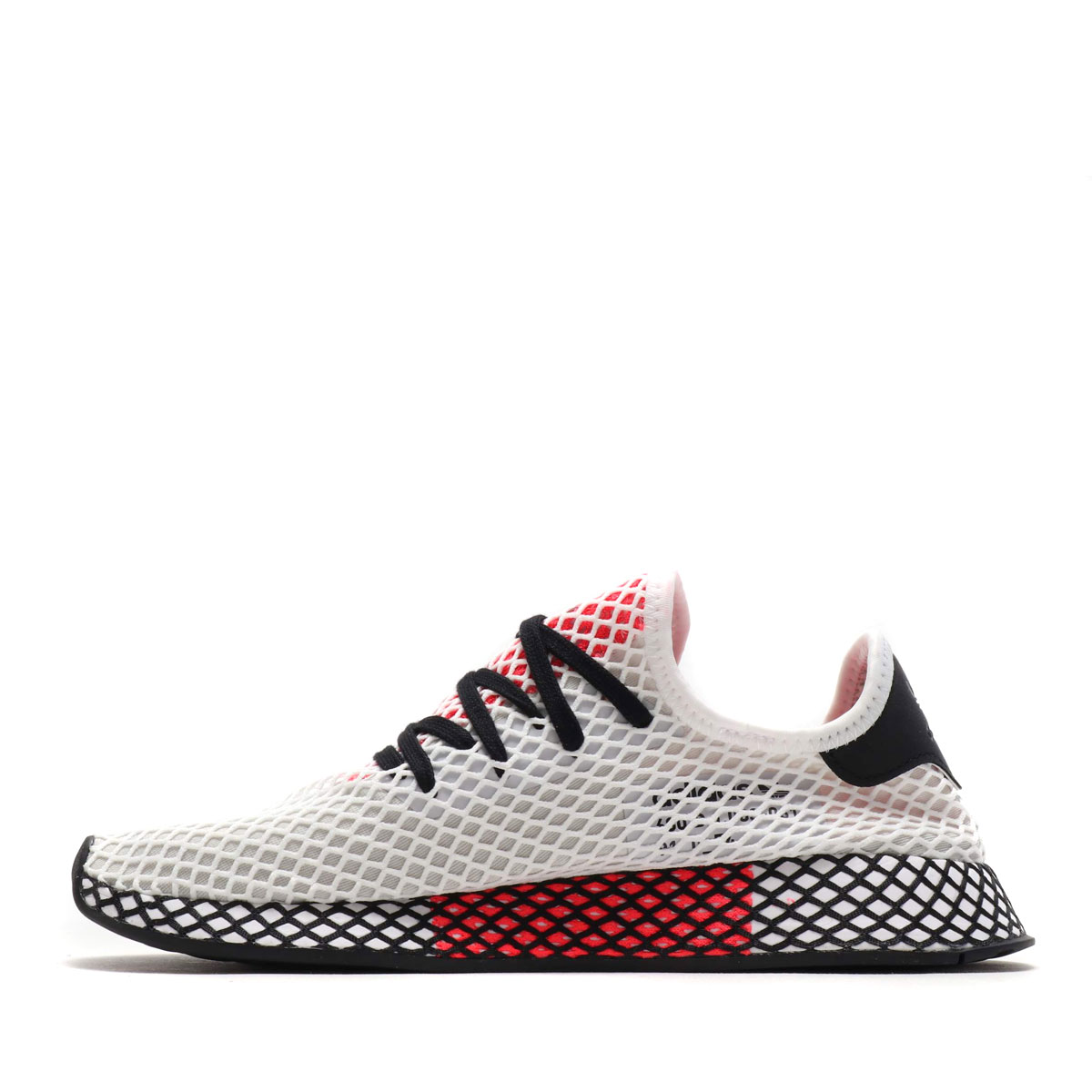 uk availability 1cb9c 575ad adidas Originals DEERUPT RUNNER (RUNNING WHITECORE BLACKSHOCK RED)  (アディダスオリジナルスディーラプトランナー)
