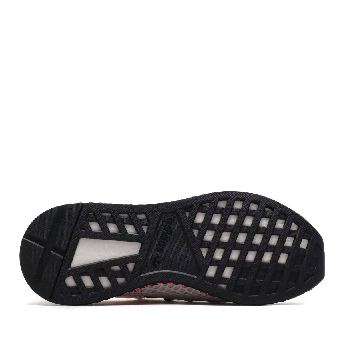 a24950307c1 adidas Originals DEERUPT RUNNER (RUNNING WHITE CORE BLACK SHOCK RED)  (アディダスオリジナルスディーラプトランナー)