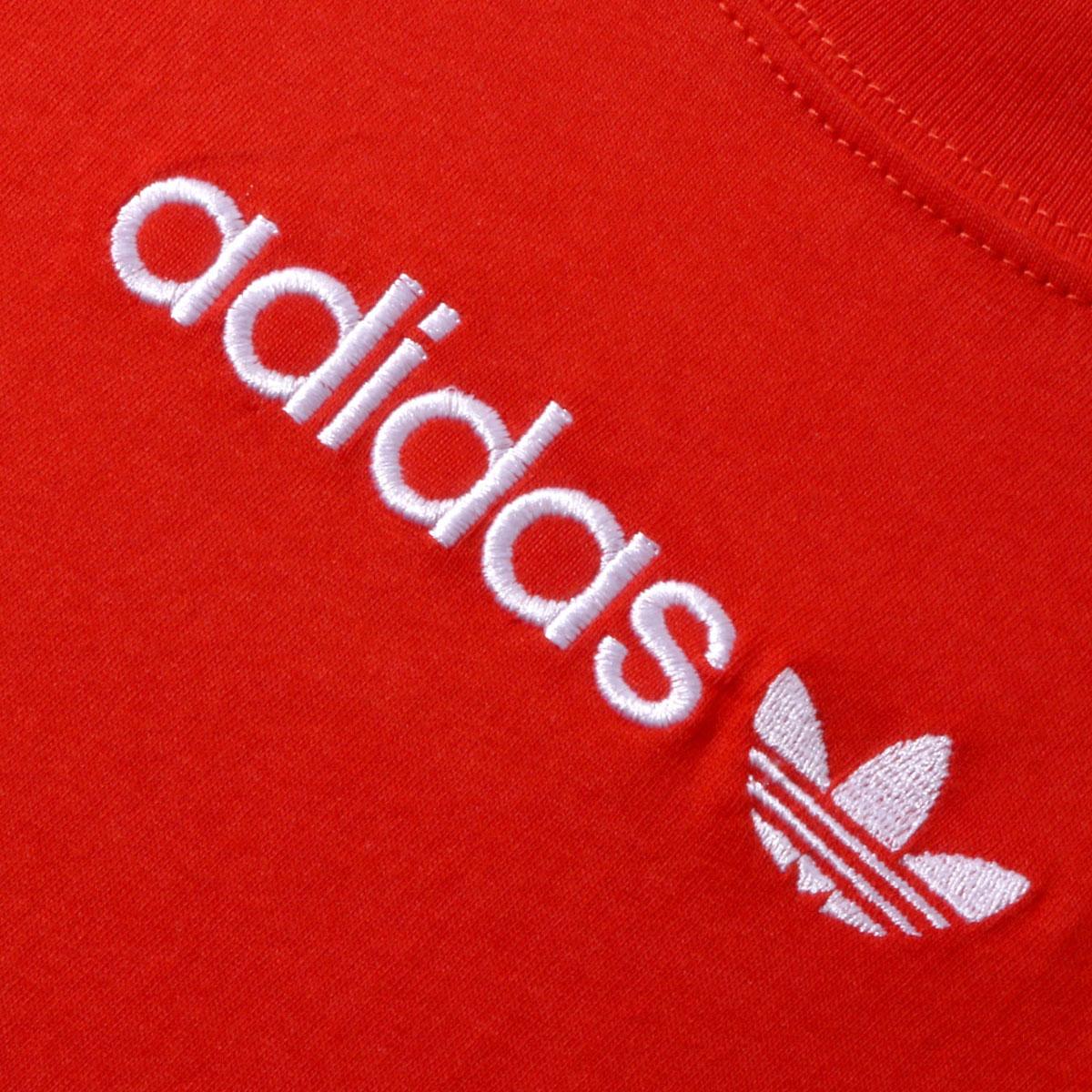 0aa15aa13a ... adidas Originals COEEZE LS TEE (ACTIVE RED) (Adidas originals COEEZE LS  tea) ...