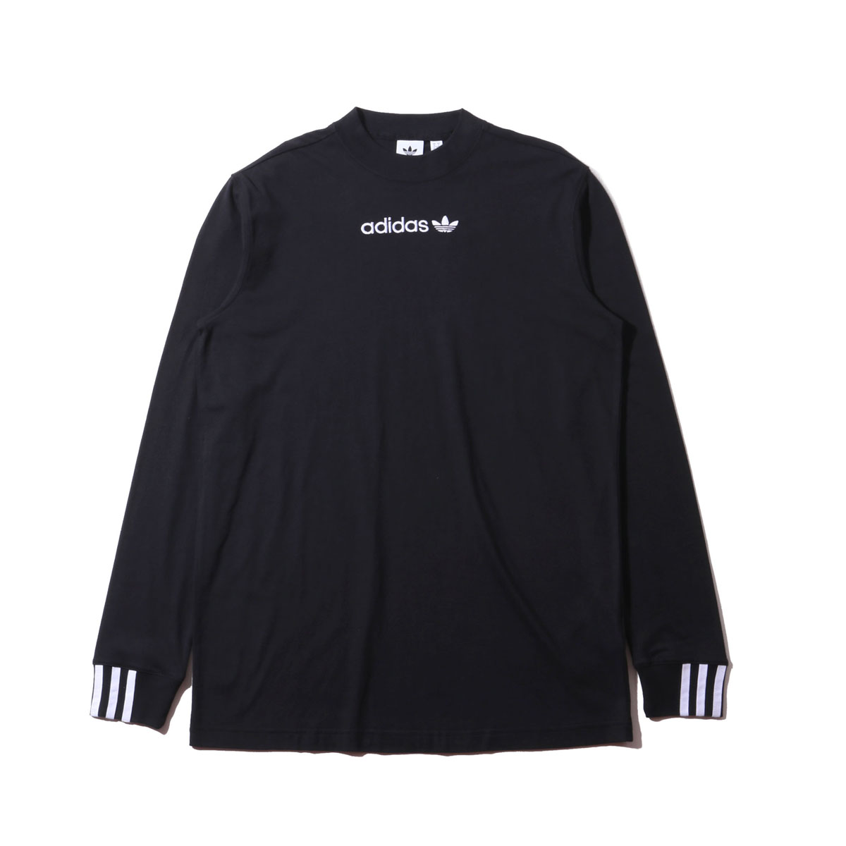 bfa8441aa5 adidas Originals COEEZE LS TEE (BLACK) (Adidas originals COEEZE LS tea) ...