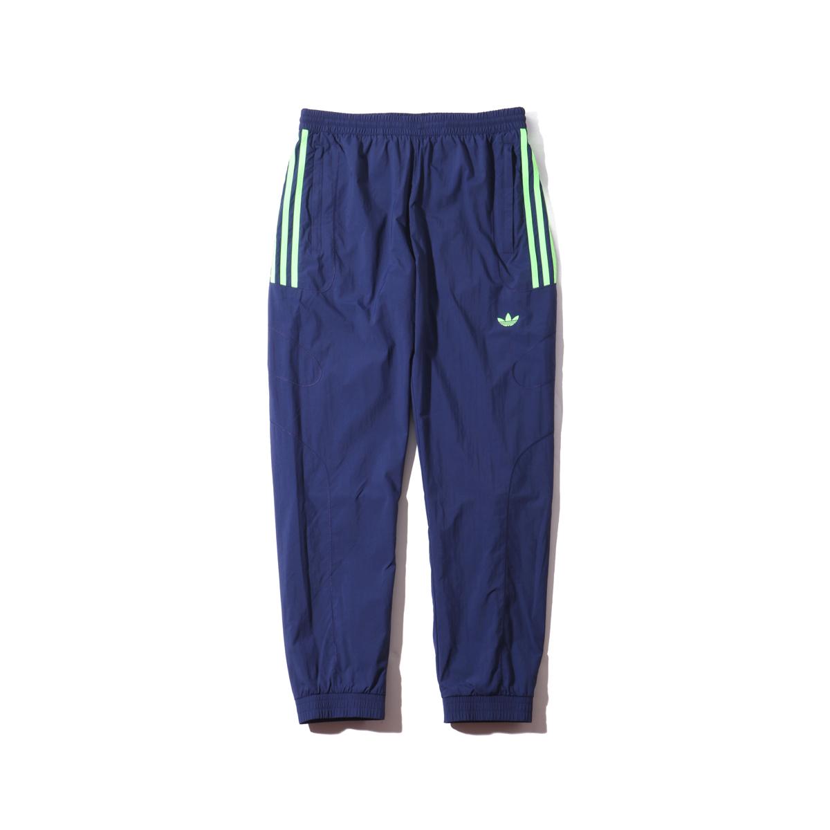8d7912f9bb adidas Originals FLAMESTRIKE WOVEN TRACK PANTS (DARK BLUE) (Adidas  originals frame strike Woo BUND rack underwear)