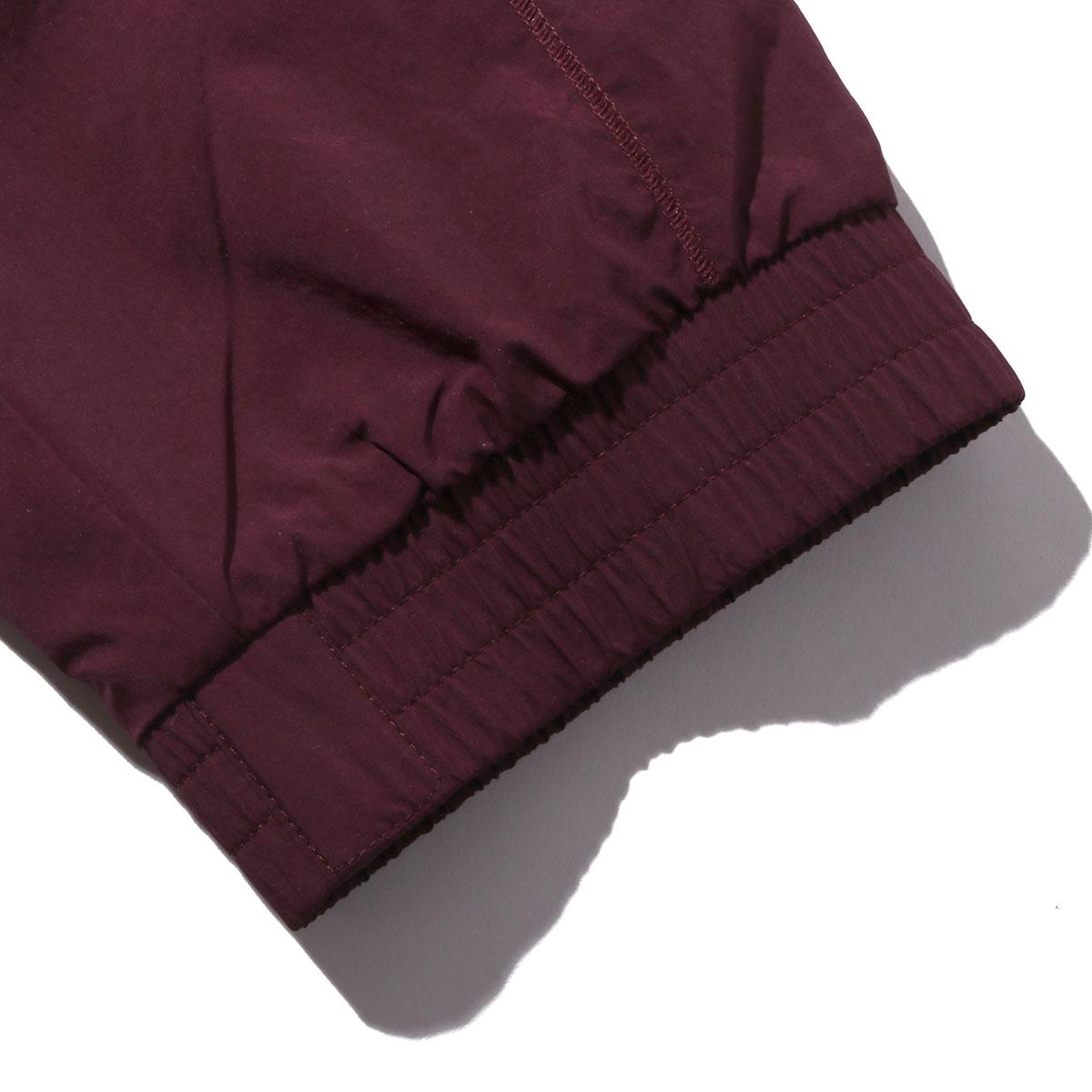 adidas Originals FLAMESTRIKE WOVEN TRACK PANTS (MAROON) (Adidas originals frame strike Woo BUND rack underwear)