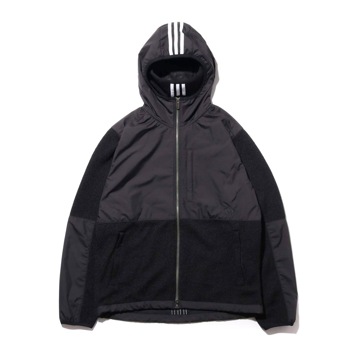 adidas M HB JK(BLACK)(アディダス M HB JK)【メンズ】【ジャケット】【18FW-S】