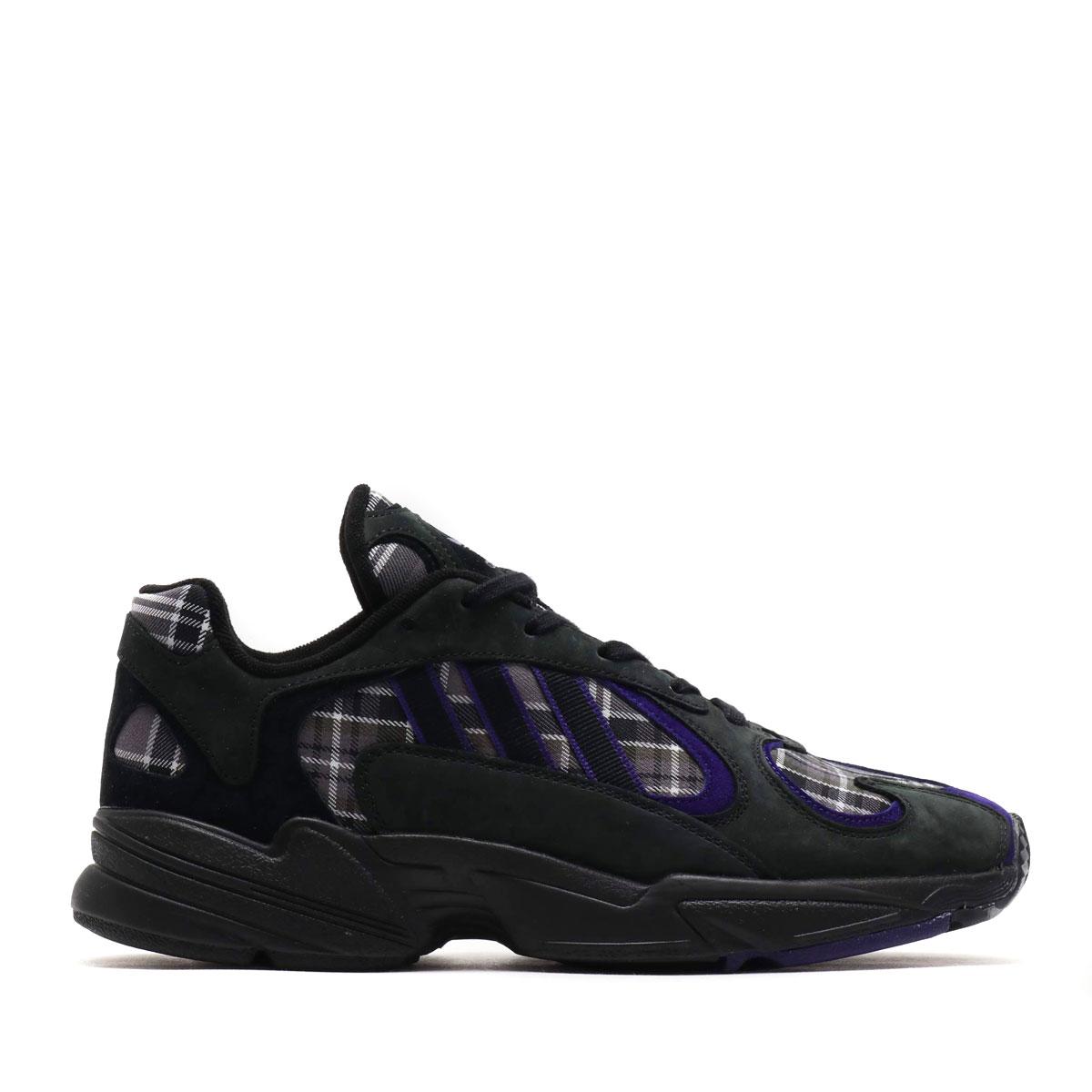 official photos d6130 464e9 adidas Originals YUNG-1 (CORE BLACKCOLLEGE PURPLECORE BLACK) (Adidas  originals young people -1)