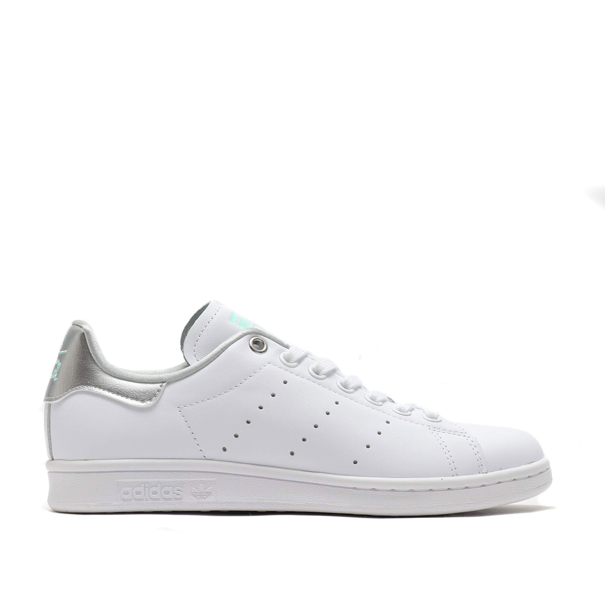 cheapest buy sale top quality adidas Originals STAN SMITH W (FTWR WHITE/SILVER MET./CLEAR MINT) (Adidas  originals Stan Smith W)