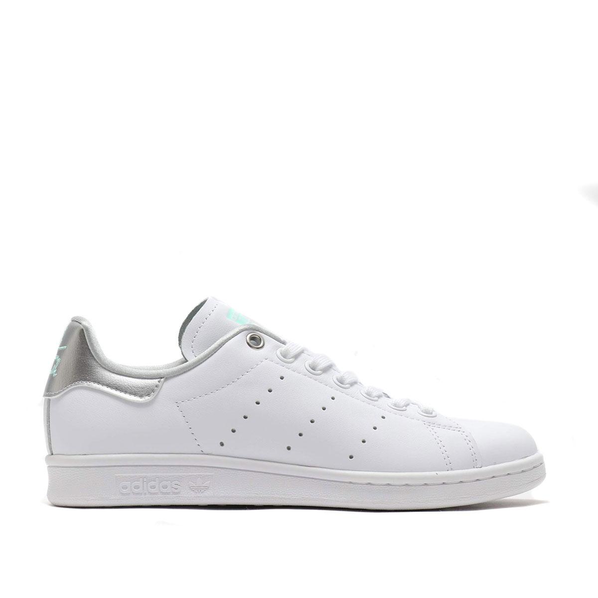 adidas Originals STAN SMITH W(FTWR WHITE/SILVER MET./CLEAR MINT)(アディダスオリジナルス スタンスミス W)【レディース】【スニーカー】【19SS-I】
