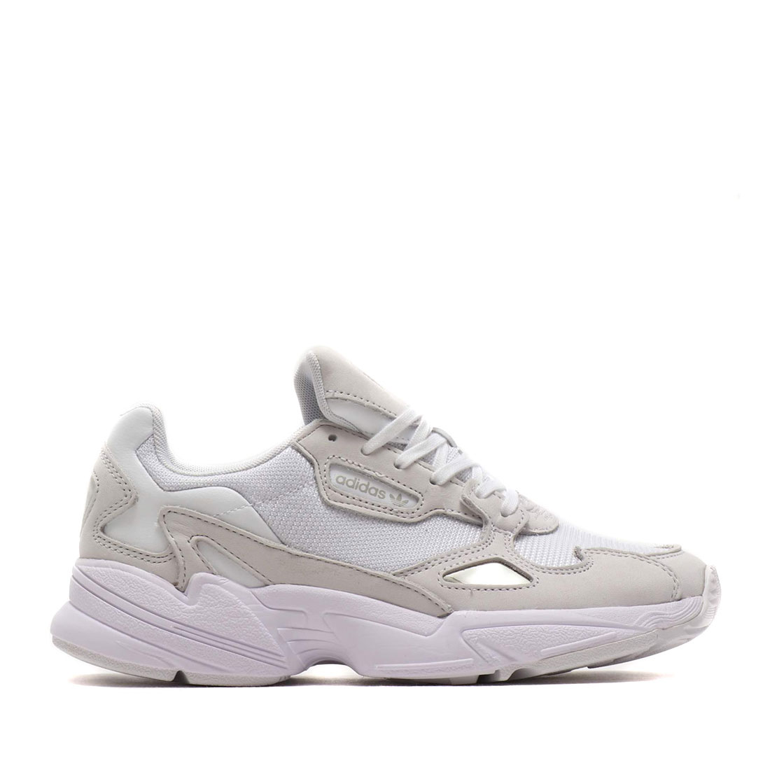 e48902cebf24 Kinetics  adidas Originals ADIDASFALCON W (RUNNING WHITE RUNNING WHITE CRYSTAL  WHITE) (Adidas originals falcon W)