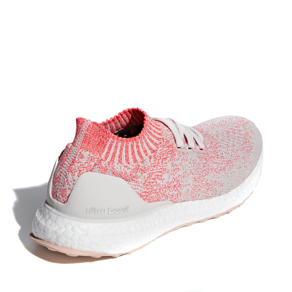 993200d919934 adidas UltraBOOST Uncaged W (RAW WHITE RAW WHITE SHOCK RED) (Adidas ultra  boost Ann caged W)