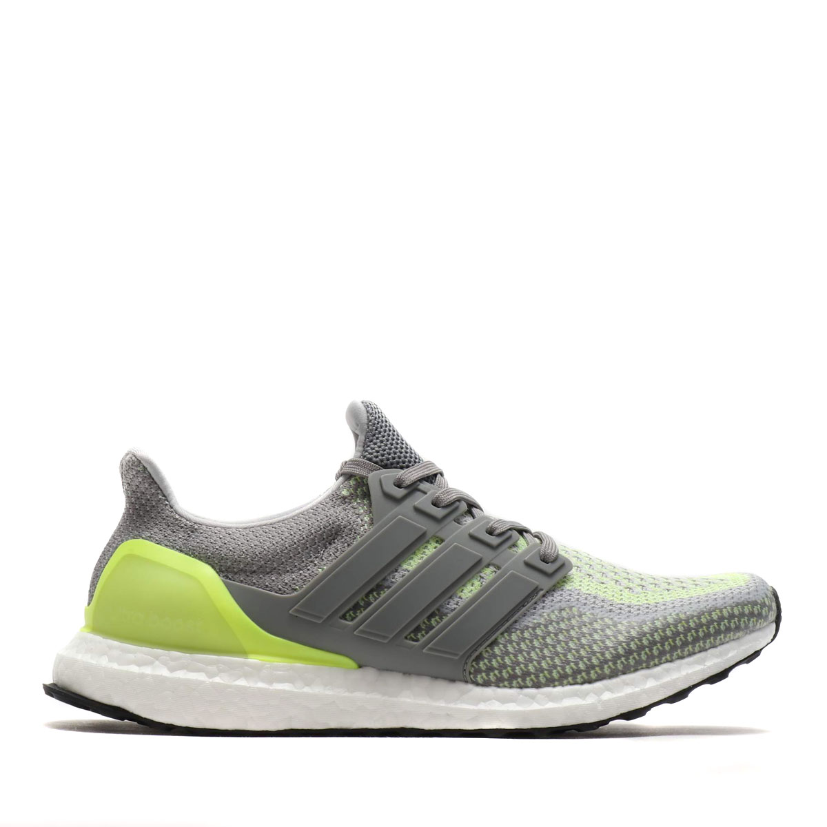 the latest 5d1fb c2c07 adidas UltraBOOST (CH SOLID GREY/CH SOLID GREY/SOLAR YELLOW) (Adidas ultra  boost)