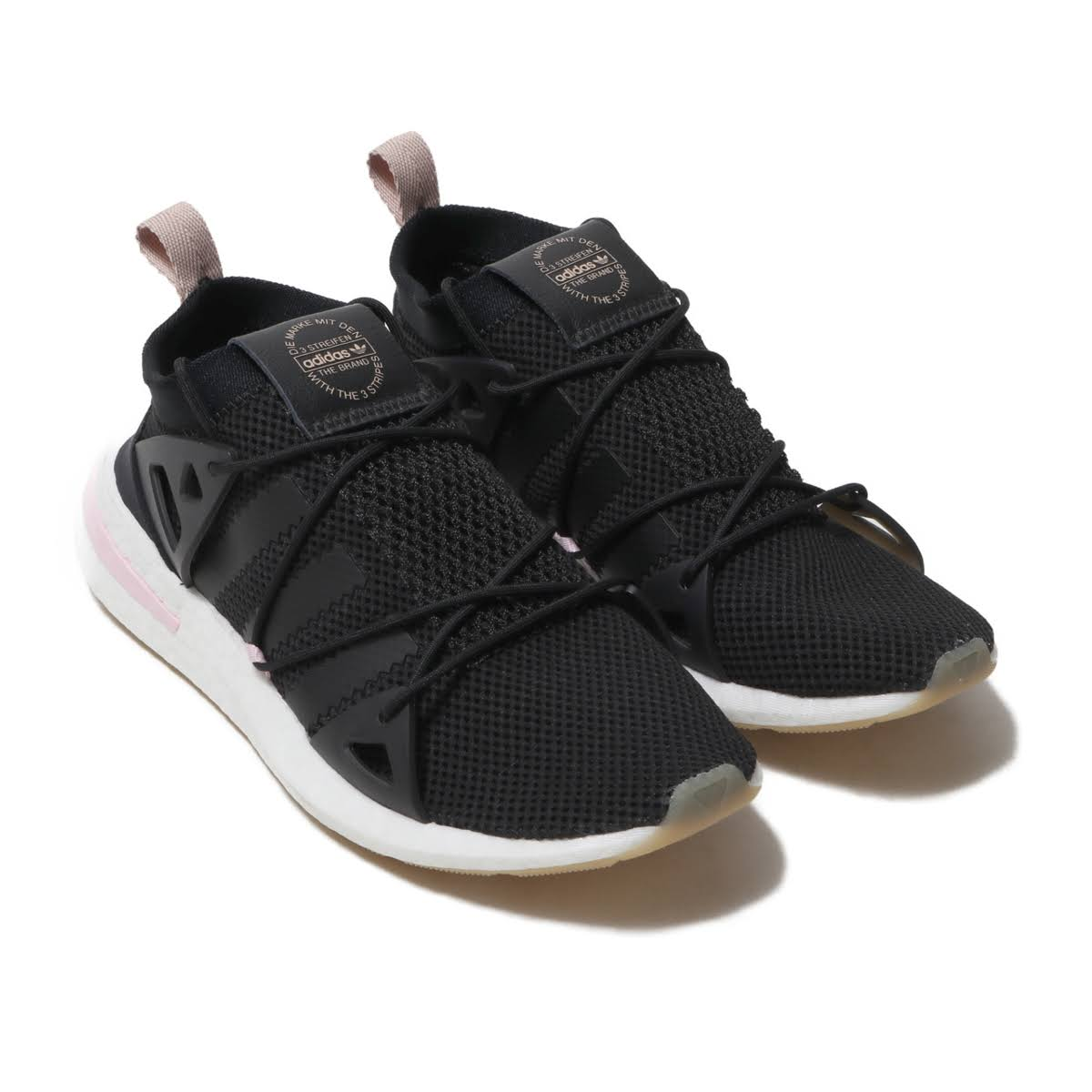 53de95c3bf74e6 adidas Originals ARKYN W (CORE BLACK CORE BLACK RUNNING WHITE) (Adidas  originals Arkin W)