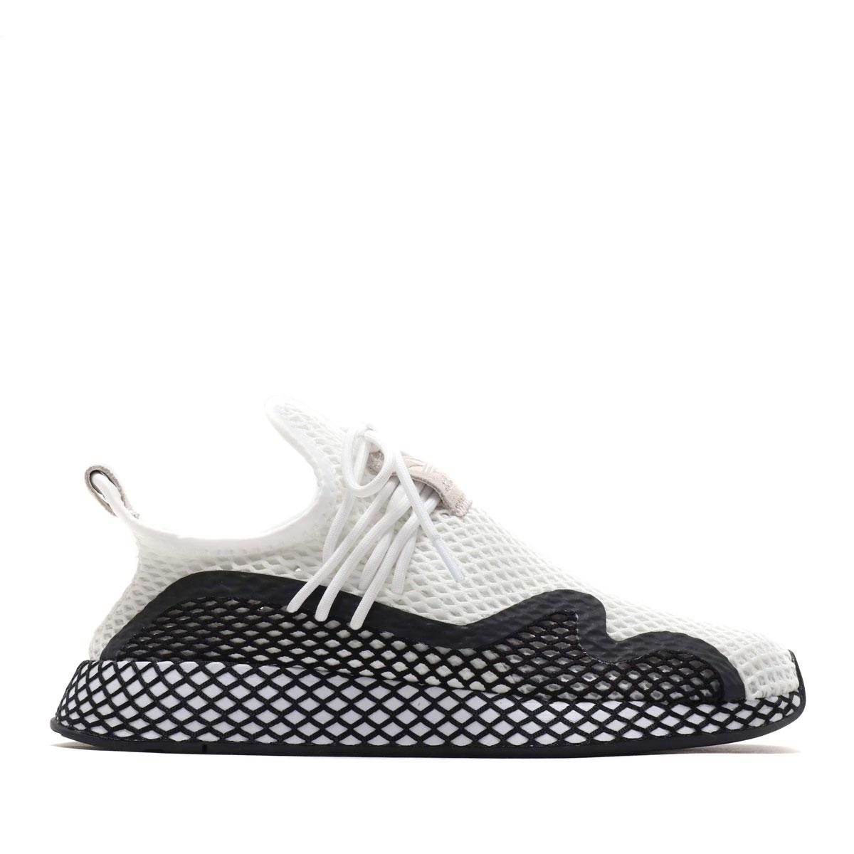 adidas Originals DEERUPT NEW RUNNER(RUNNING WHITE/CORE BLACK/RUNNING WHITE)(アディダスオリジナルス ディーラプト ニュー ランナー)【メンズ】【スニーカー】【19SS-I】