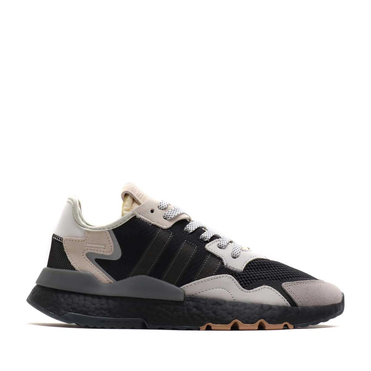adidas Originals NITE JOGGER(CORE BLACK/CARBON/RUNNING WHITE)(アディダス ナイト ジョガー)【メンズ】【スニーカー】【19SS-S】