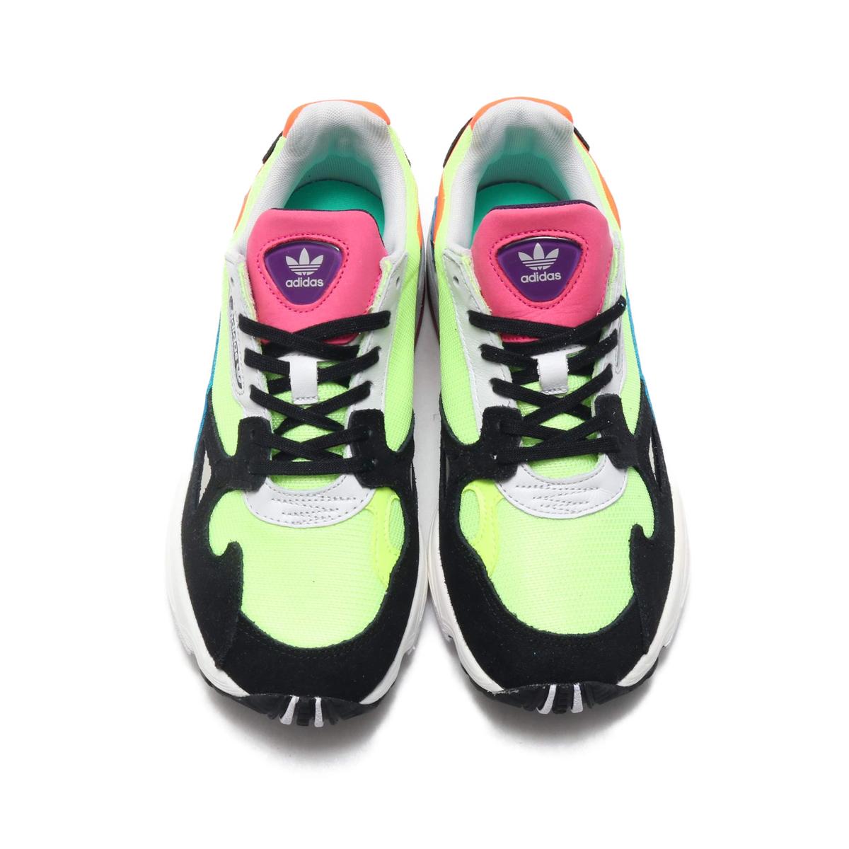 reputable site 7ddbb 074db adidas Originals ADIDASFALCON W (HI-RES YELLOW HI-RES YELLOW CORE BLACK) (Adidas  originals Adidas falcon W)