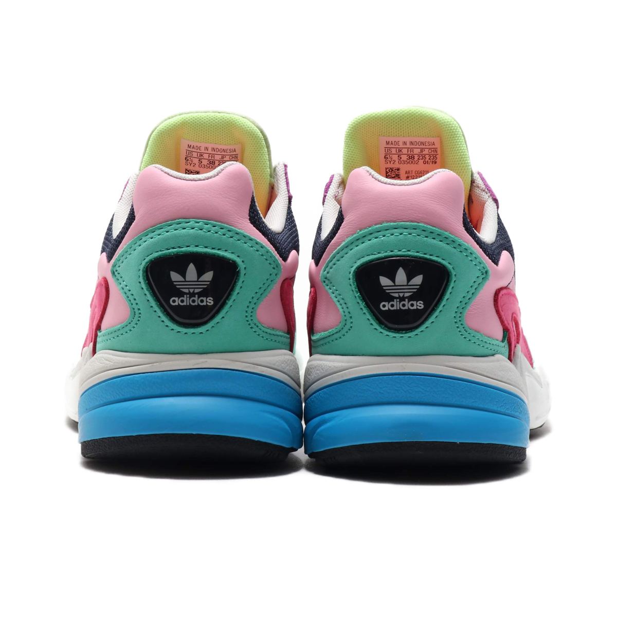 679bc7bb67e7 adidas Originals ADIDASFALCON W (COLLEGIATE NAVY COLLEGIATE NAVY HI-RES  GREEN S18) (Adidas originals Adidas falcon W)