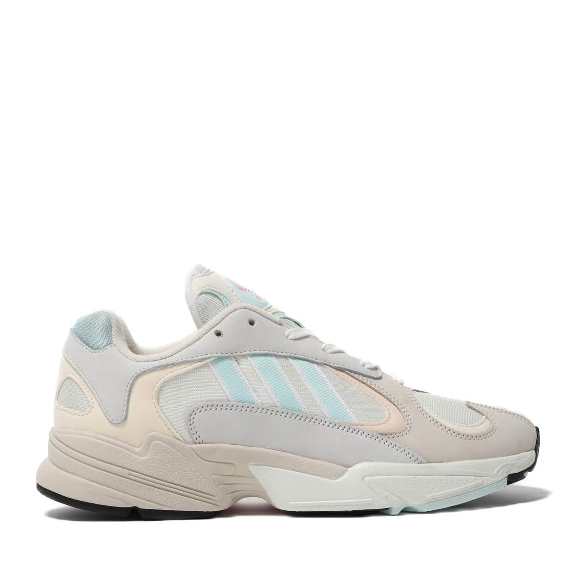 02d57e30555 Categories. « All Categories · Shoes · Men's Shoes · Sneakers · adidas  Originals YUNG-1 (OFF WHITE/ICE MINT/ECRU ...