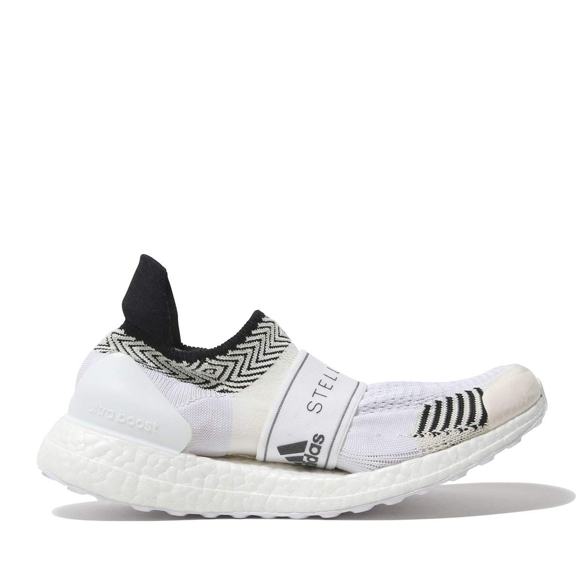 save off 449a0 1effb adidas UltraBOOST X 3D (CORE WHITE/CHALK WHITE/RADIANT ORANGE) (Adidas  ultra boost X 3D)
