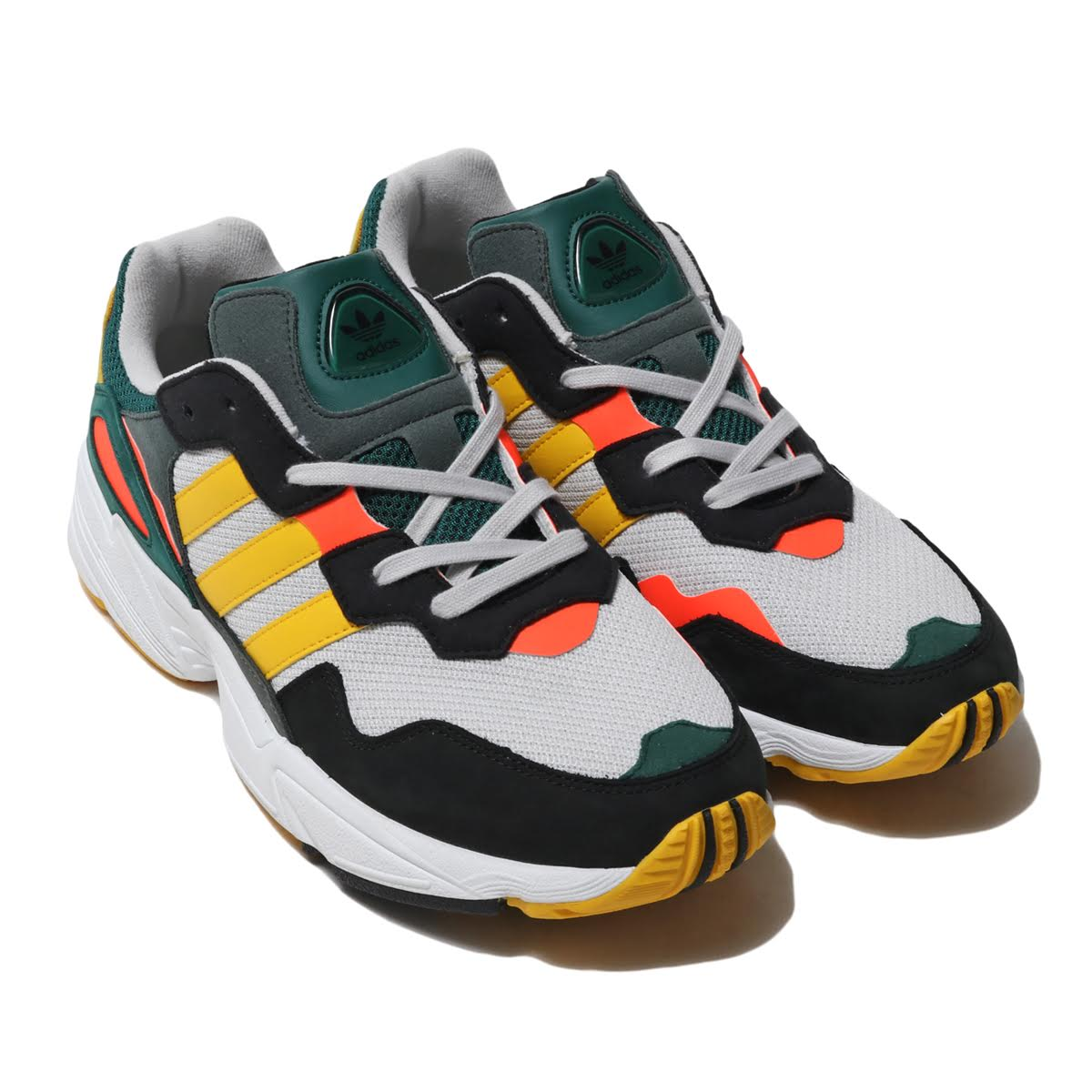 separation shoes dfdee e9cac adidas Originals YUNG-96 (GREY ONEBOLD GOLDSOLAR RED) (Adidas originals  young people -96)