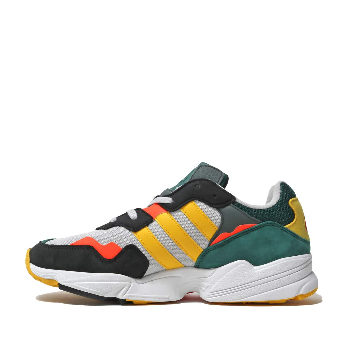 watch dc4c8 bd359 adidas Originals YUNG-96 (GREY ONE BOLD GOLD SOLAR RED) (Adidas originals  young people -96)