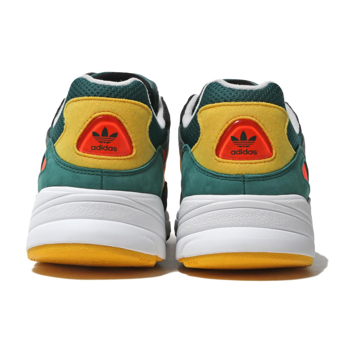 adidas Originals YUNG 96(GREY ONEBOLD GOLDSOLAR RED)(アディダスオリジナルス ヤング 96)【メンズ】【スニーカー】【19SS I】 Kinetics
