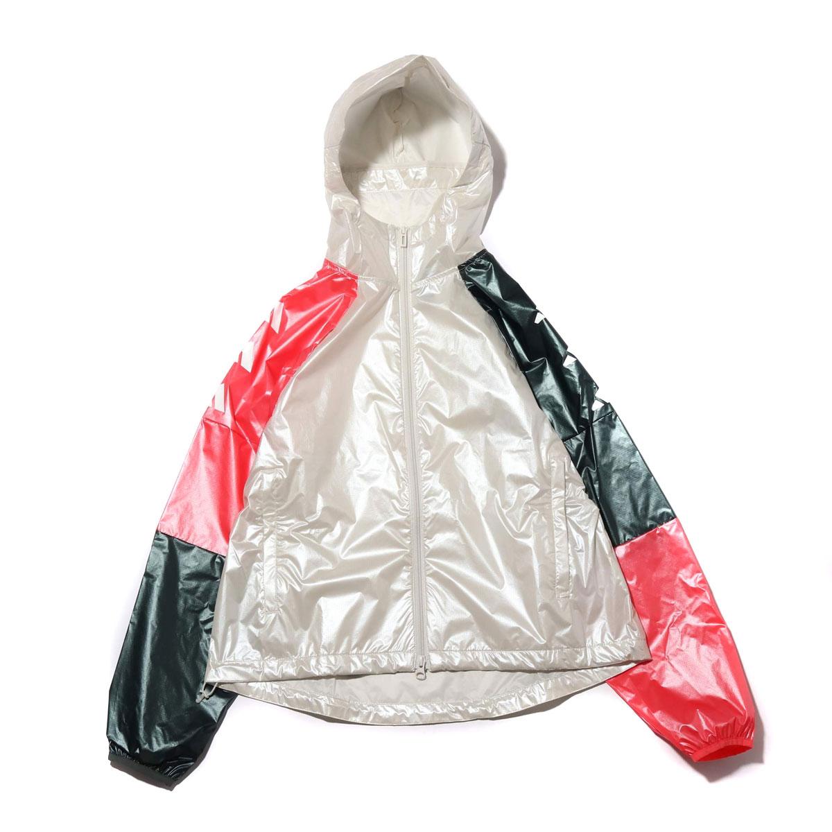 adidas Originals W THE PACK WIND JACKET(RAW WHITE/LEGEND IVY/PRISM PINK)(アディダス オリジナルス W ザ パック ウインド ジャケット)【レディース】【ジャケット】【19SS-I】