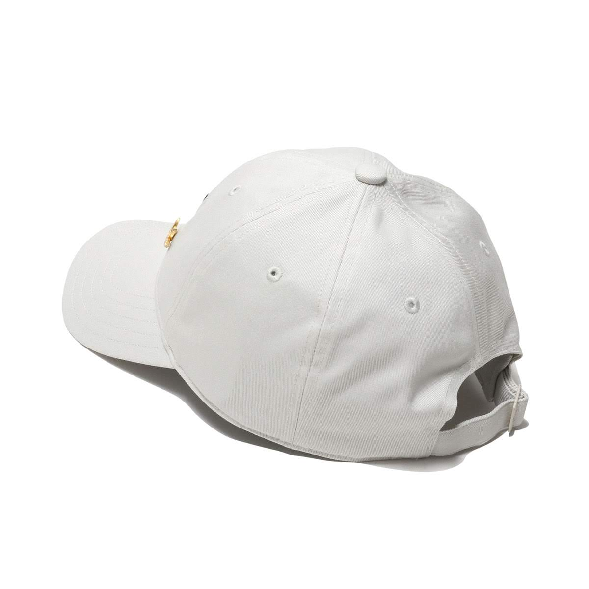 8d5885fec adidas Originals SAMSTAG DAD CAP(RAW WHITE/WHITE/GOLDMET)(アディダスオリジナルス サムスタグ  ダッド ...