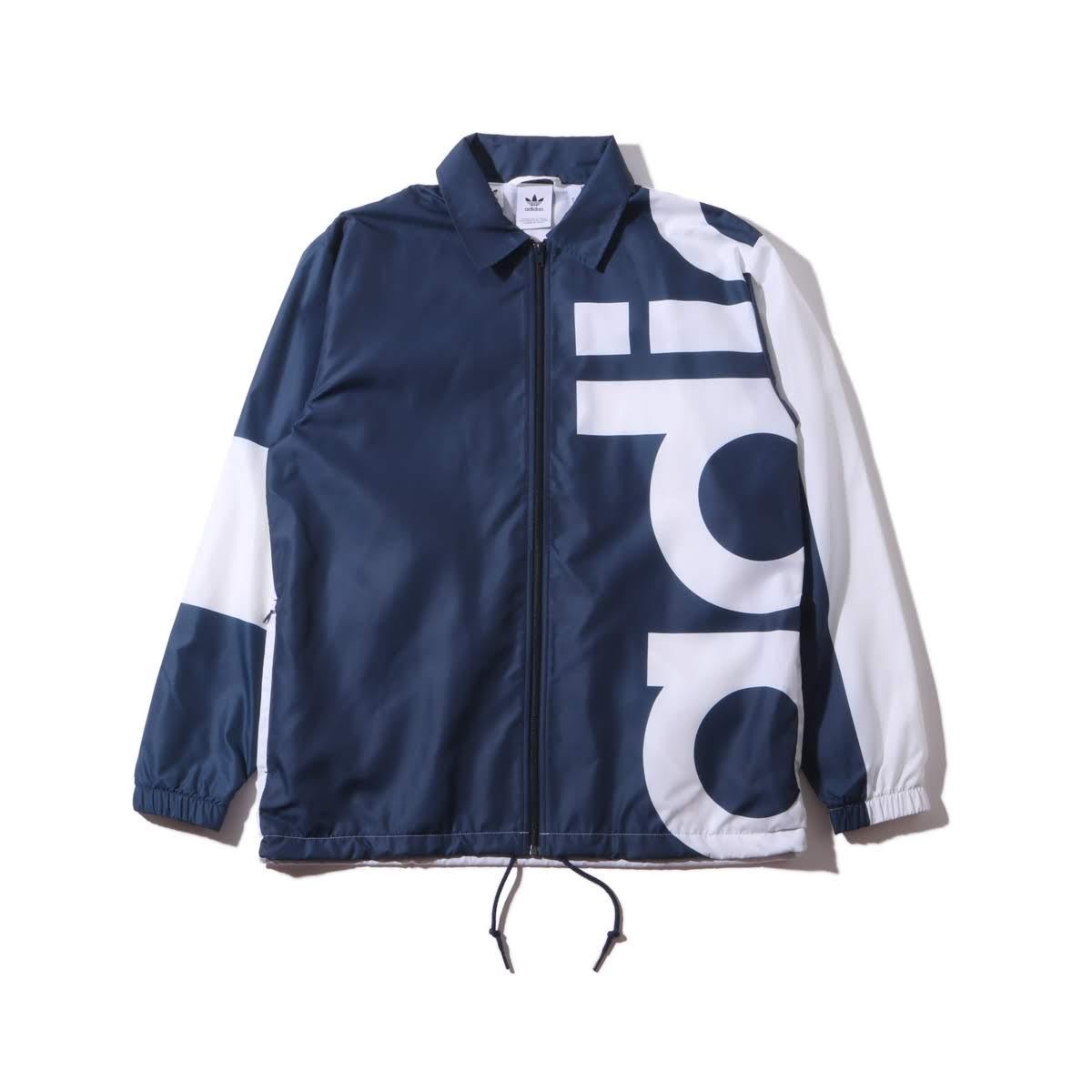 adidas Originals BIG ADI WINDBREAKER(COLLEGE NAVY/WHITE)(アディダスオリジナルス ビッグ アディ ウインドブレイカー)【メンズ】【ジャケット】【19SS-I】
