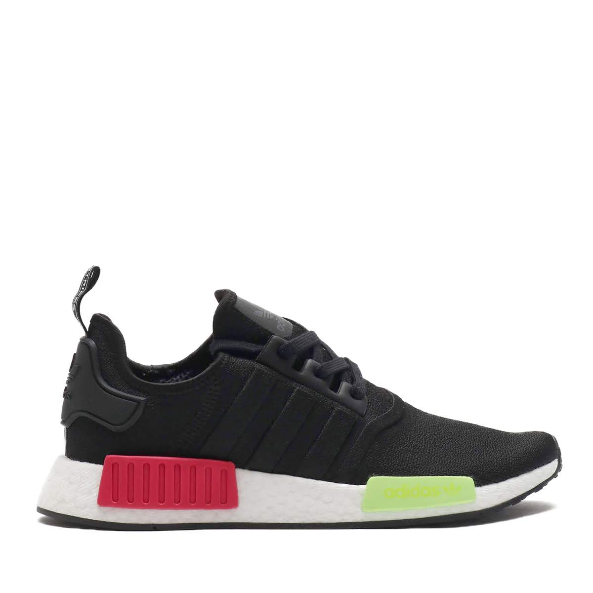 sneakers for cheap e4c08 72881 adidas NMD_R1 (CORE BLACK/CORE BLACK/ENERGY PINK) (Adidas N M D _R1)