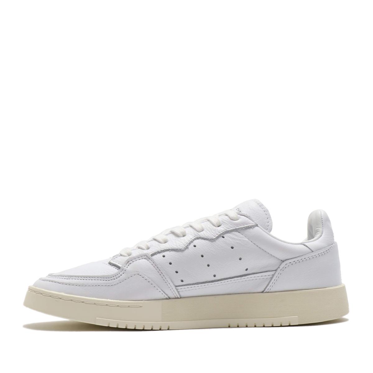 adidas Originals SUPERCOURT (RUNNING WHITERUNNING WHITEOFF WHITE) (Adidas originals supermarket coat)