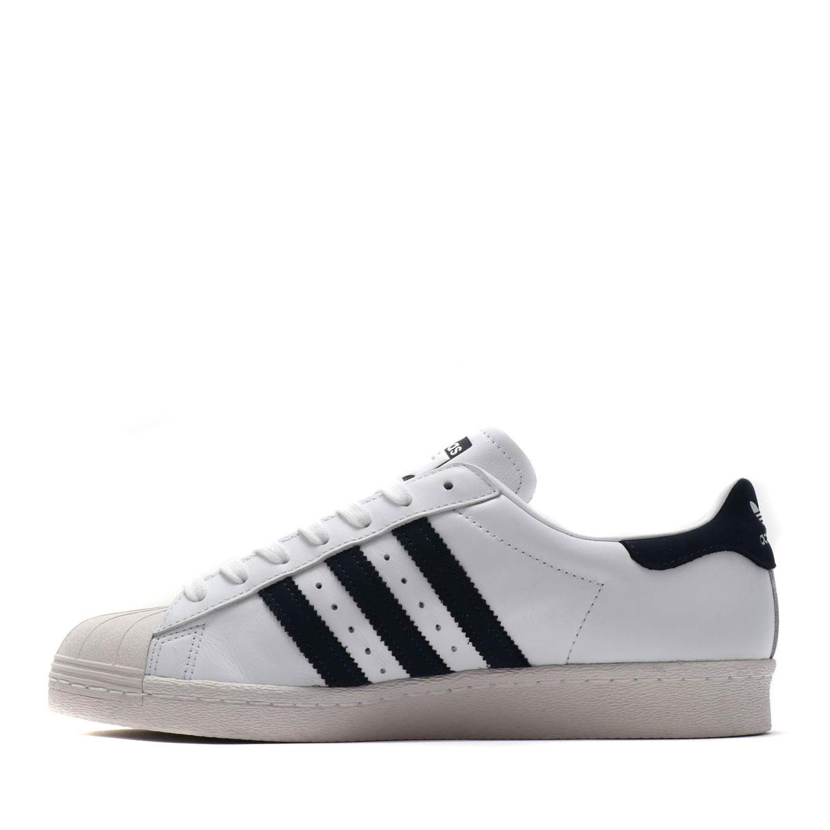 on sale bf37d 3c701 adidas Originals SUPERSTAR 80s (Running White/College Navy) (Adidas  originals superstar)