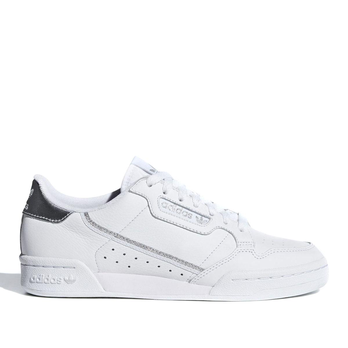 baea76755e21e9 adidas Originals CONTINENTAL 80 (RUNNING WHITE RUNNING WHITE SILVER MET) ( Adidas originals Continental 80)