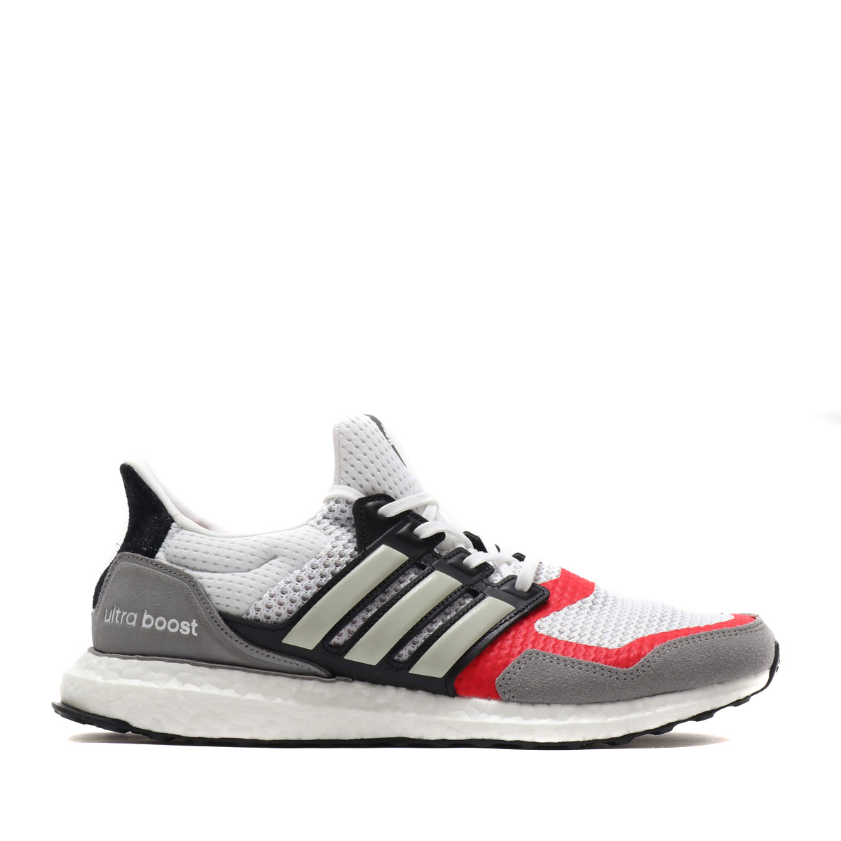 premium selection b7048 37d33 adidas UltraBOOST S & L (RUNNING WHITE/GREY TWO/SCARLET) (Adidas ultra  boost S & L)