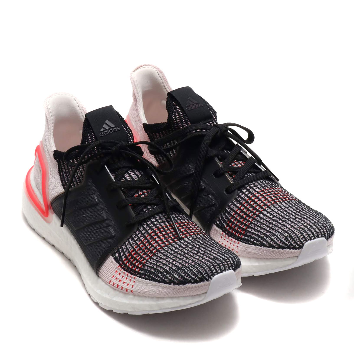 online retailer 3bbb3 46725 adidas UltraBOOST 19 (CORE BLACK ORCHID TINT ACTIVE RED) (Adidas ultra  boost 19)