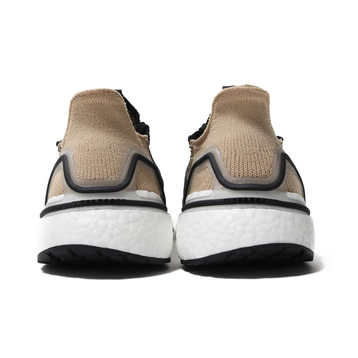 9afcd210946 Kinetics  adidas UltraBOOST 19 (CORE BLACK RAW SAND GREY SIX .