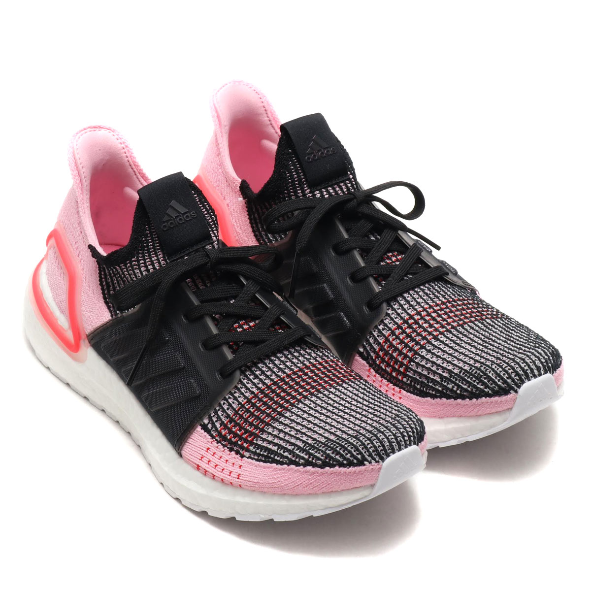 timeless design c7437 32f1c adidas UltraBOOST 19W (CORE BLACK/ORCHID TINT/ACTIVE RED) (Adidas ultra  boost 19W)