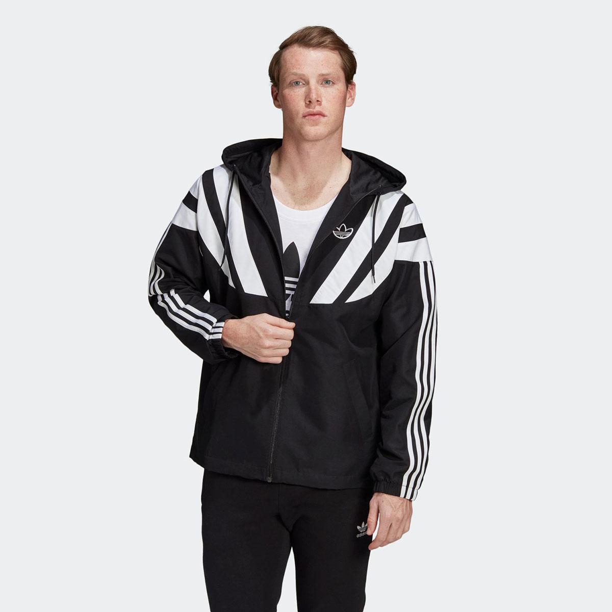 adidas BALANTA WINDBREAKER(BLACK)(アディダス バランタ ウインドブレーカー)【メンズ】【ジャケット】【19FW-I】