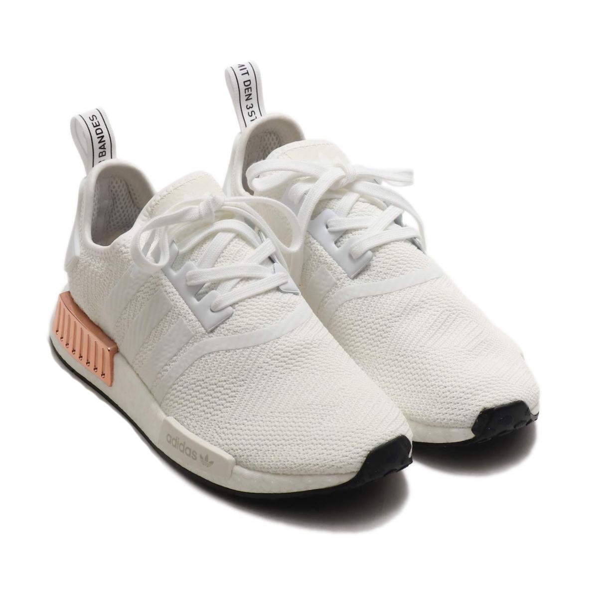 adidas Originals NMD_R1 W (RUNNING WHITERUNNING WHITECORE BLACK) (Adidas originals N M D R1 W)