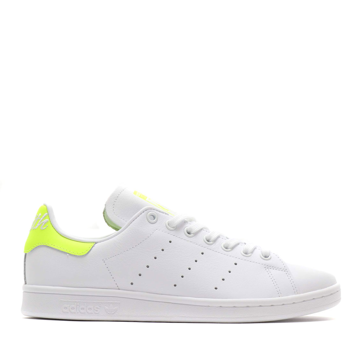 competitive price f5bd6 194ec adidas Originals STAN SMITH (Adidas originals Stan Smith) RUNNING  WHITE/SOLAR YELLOW/RUNNING WHITE 19FW-I