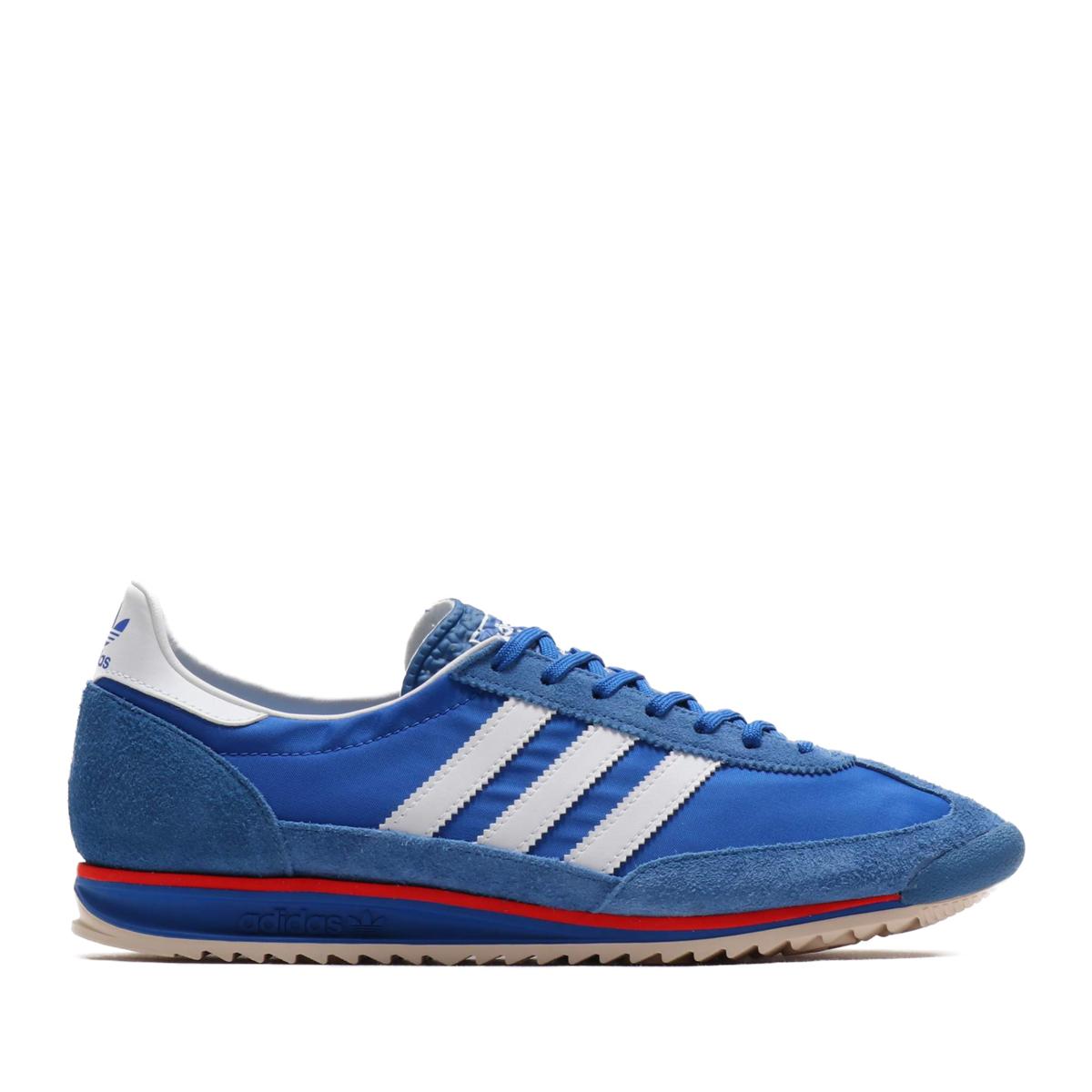adidas SL 72(BLUE/FOOTWEAR WHITE/HIGHRES RED)(アディダス エスエル 72)【メンズ】【レディース】【スニーカー】【20SP-I】