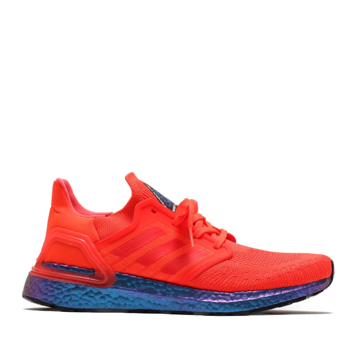 正規品販売! adidas ULTRABOOST 20(SOLAR REDSOLAR RED