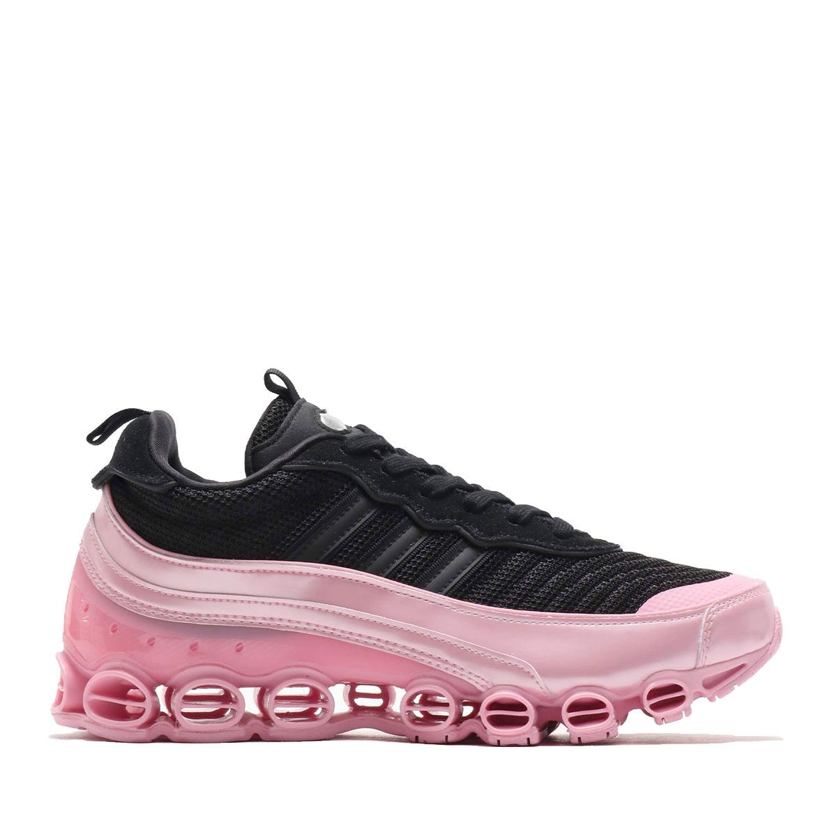 adidas MICROBOUNCE T1(CORE BLACK/CORE BLACK/TRUE PINK)(アディダスマイクロバウンス T1)【メンズ】【スニーカー】【20SS-S】