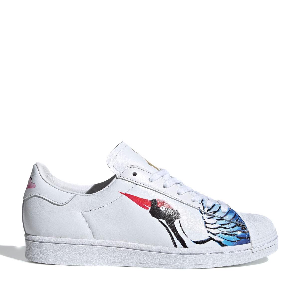 adidas SUPERSTAR(FOOTWEAR WHITE/FOOTWEAR WHITE/GOLD METARIC)(アディダス スーパースター)【メンズ】【レディース】【スニーカー】【20SS-I】