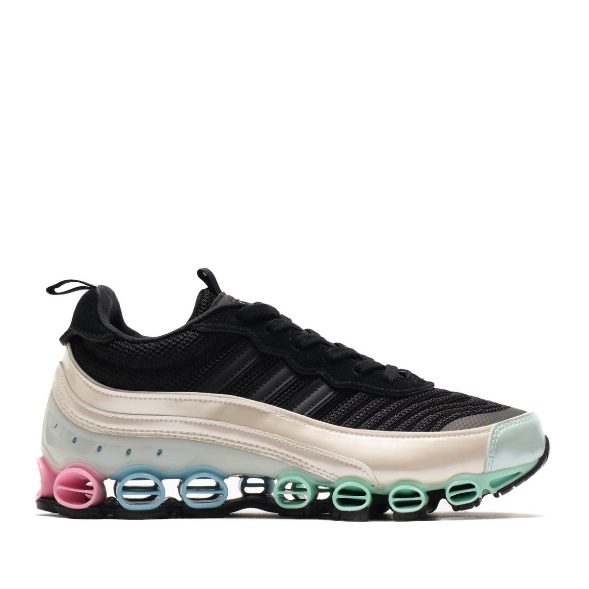 adidas MICROBOUNCE T1(CORE BLACK/CORE BLACK/CREAM WHITE)(アディダス ミクロバウンス T1)【メンズ】【スニーカー】【20SS-I】