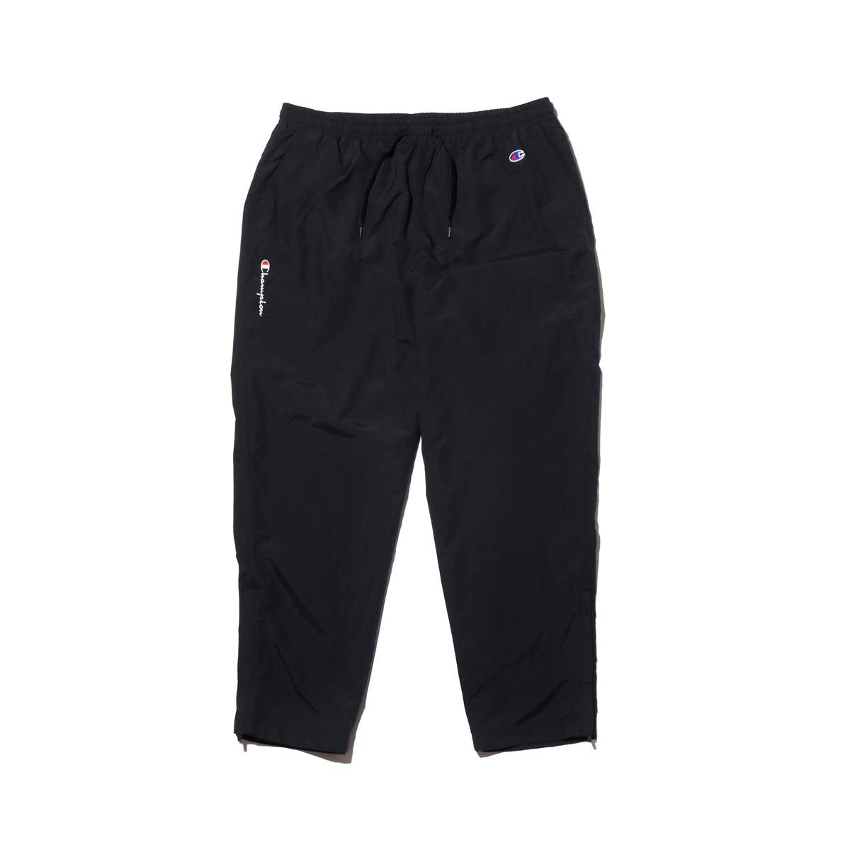 Champion LONG PANTS (チャンピオン ロング パンツ)(BLACK)【メンズ ロングパンツ】19SP-I