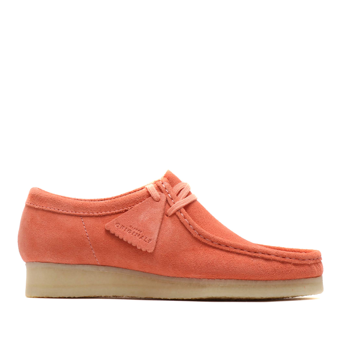 Clarks Wallabee(Coral Suede)(クラークス ワラビー)【メンズ】【モカシン】【19SP-I】